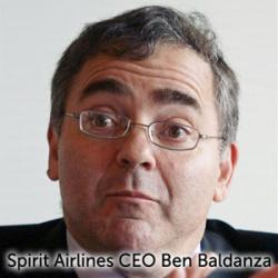Spirit Airlines CEO Ben Baldanza