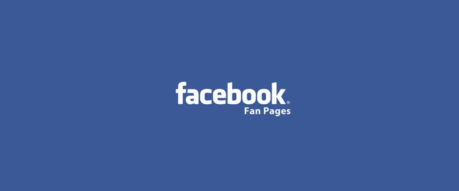 Monday Marketing - Facebook Fan Pages